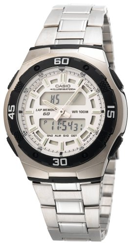 Casio Men's AQ164WD-7AV Ana-Digi Sport Watch ()