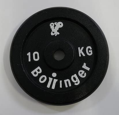 Bollinger 0WP-0010 Disco-Pesas Hierro, Unisex Adulto, Color ...