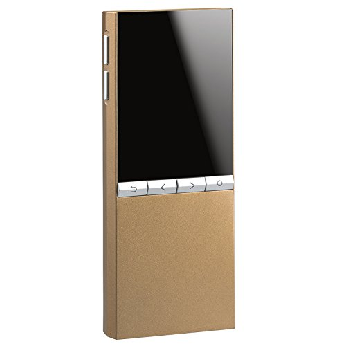 HIFIMAN MegaMini High-Res Music Player- Gold