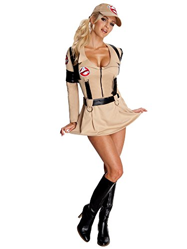 Sexy Ghostbusters Costumes (Ghostbusters Adult Costume - Medium)