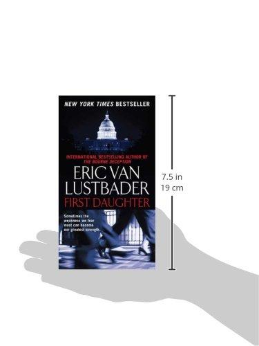 First Daughter: A McClure/Carson Novel Jack McClure-Alli ...