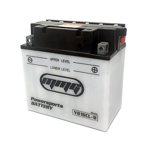 MMG YB16CL-B 16CL-B Heavy Duty 12v Battery Personal Watercraft - Yamaha All Wave Runner Models 1987-2008