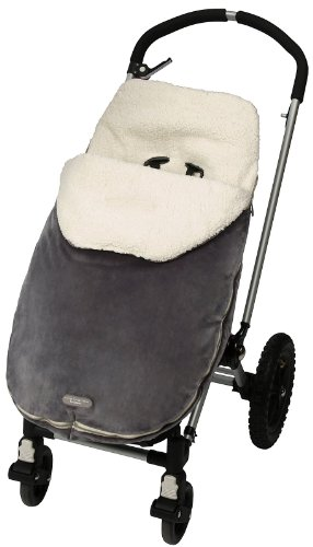 JJ Cole Bundleme Original Toddler w/ Thermaplush - Graphite -- gray by JJ Cole