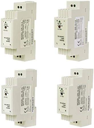 DR-15W Industrial DIN Rail Switching Power Supply 5V 12V 15V 24V