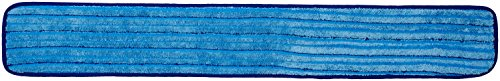 AmazonBasics Microfiber Damp Mop with Stripes - 36-Inch, 12-Pack