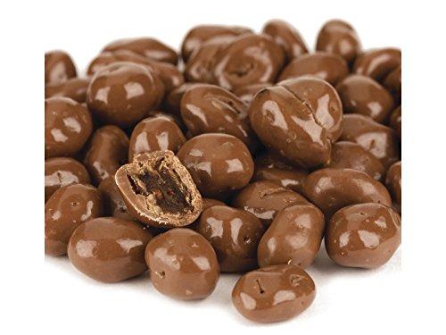 Milk Chocolate Covered Raisins - One Pound