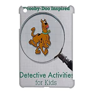 3D [Scooby-Doo Series] IPad Mini Cases Scooby Scooby Doo Magnifying Glass, Tyquin - White