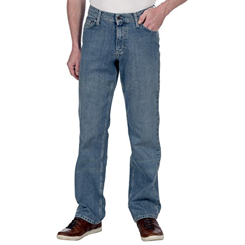 Mustang - Jeans Big Sur, Uomo, Blu (Blau), 44 IT (30W/32L)