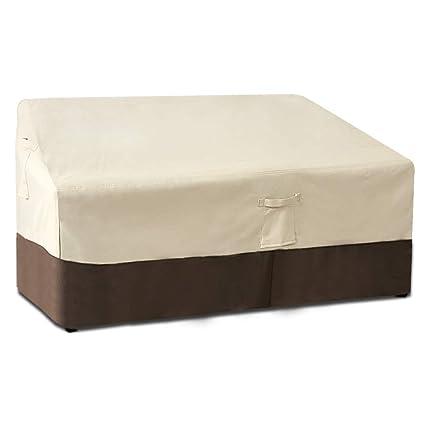 Amazon.com: Funda para sofá de patio brillante, resistente ...