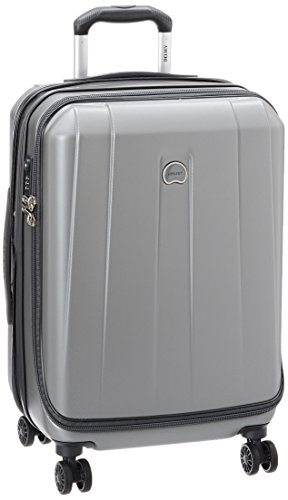 delsey-luggage-helium-shadow-30-21-inch-carry-on-exp-spinner-suiter-trolley-platinum-one-size