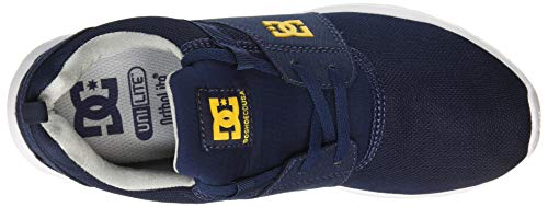 Dc Heathrow Navy Uomo Shoes gold MSneakers SGzVqUpM