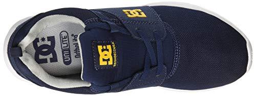 Heathrow Sneakers Basses Hommes Shoe Dc Blau M Shoes Inwp5xXC4q