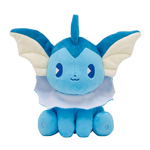 - Pokemon Center Original Plush Doll Mix Ole Vaporeon