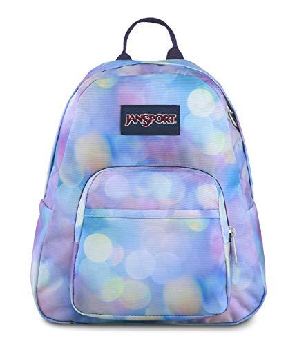 JanSport Half Pint Mini Backpack - Ideal Day Bag for Travel, City Lights