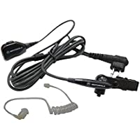 Motorola PMLN6530 Black 2 Wire earpiece