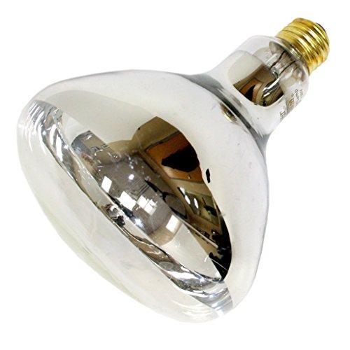 Halco Lighting Technologies R40CL375 Prism 104048 375W R40 CL 120V Heat -