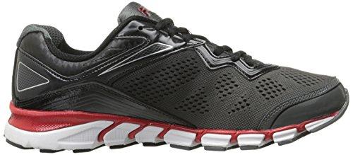 Fila Men's Mechanic 2 Energized Running Shoe Castlerock/Black/Red tumblr online sale big sale sneakernews cheap price clearance clearance store K4PuhWS6av