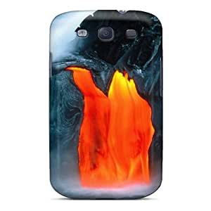 (IUHAVXL579mHZqB)durable Protection Case Cover For Galaxy S3(lava)