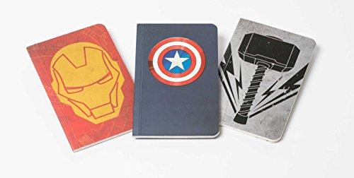 - Marvel's Avengers Pocket Notebook Collection (Set of 3)