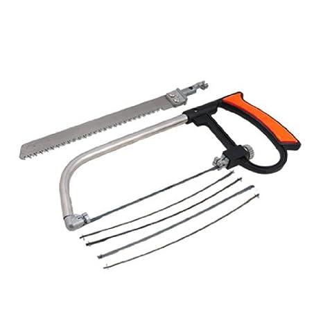 Dans eDealMax 1 poignée en plastique en bois de coupe de scie à métaux outils à