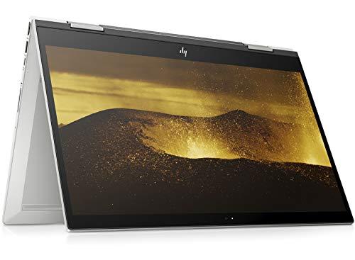 HP Envy Touch 15t-CN00 x360 2-in-1 Convertible Laptop 8th Gen Intel i5 Quad up to 3.4GHz 8GB DDR4 RAM 256GB SSD 15.6inch Full HD B&O Play WiFi (Renewed)