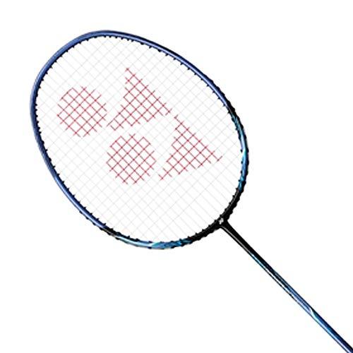 Yonex Nanoray 10 F G4 Badminton Racket (Black/Blue)