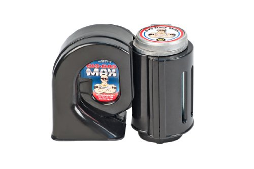 Marine Hose Rig - Wolo (619 Big Bad Max Air Horn - 12 Volt
