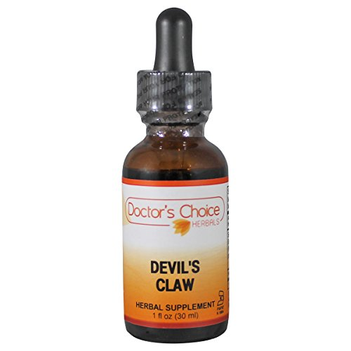 Doctor's Choice Devil's Claw liquid herbal Supplement 30ml (Premium Quality)