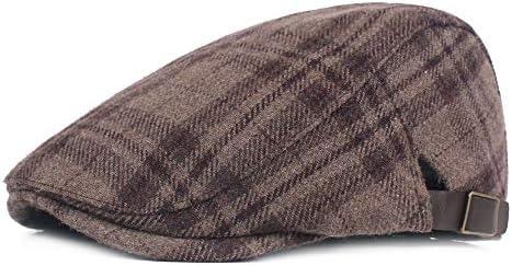ハンチング 帽子 ハンチング帽 出勤 アウトドア ゴルフ 旅行 紳士 春秋冬 無地 おしゃれ 綿 メンズ レディース 男性 女性