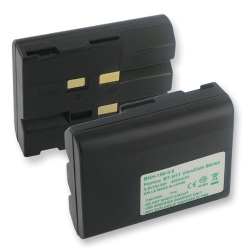 Sanyo VR151 Replacement Video Battery by Green Planet