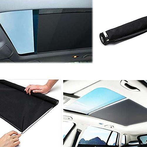 Huante 1K9877307B Nero colore Parasole per tetto parasole per Sharan Q5