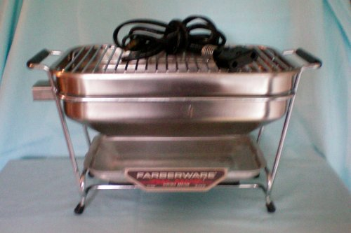 (Farberware Open Hearth Grill [cooking surface 8