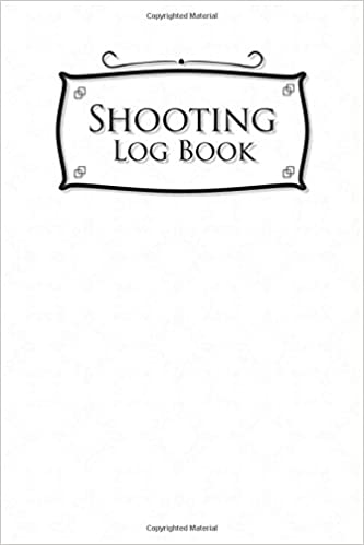 Shooters Log Book