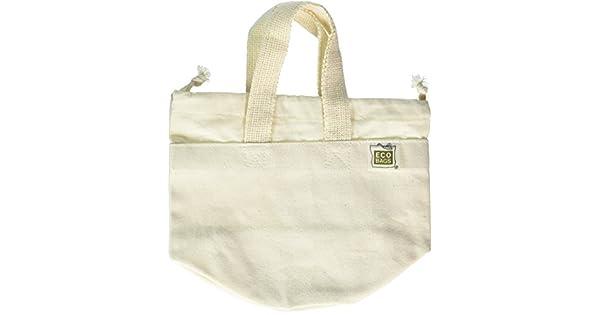 Amazon.com: eco-bags Productos algodón orgánico Spa Bolsa ...