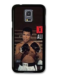 Muhammad Ali Boxer Champion Posing case for Samsung Galaxy S5 mini