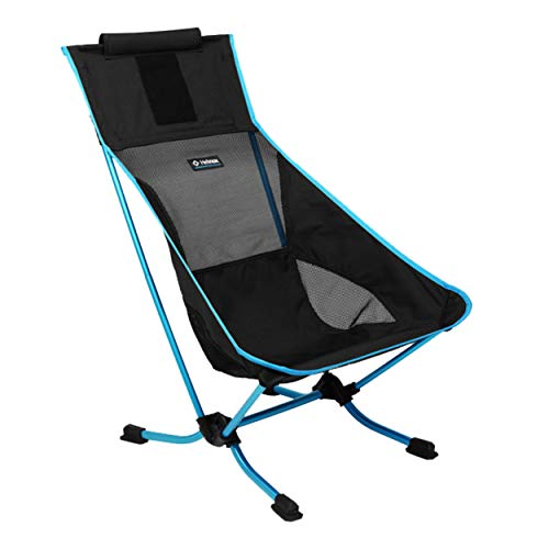 Helinox Beach Chair Lightweight, Lower-Profile, Compact, Collapsible Camping Chair
