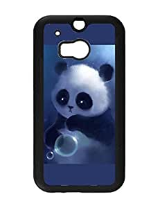 Kung Fu Panda Htc One M8 Case Anime Image Printed Hard Back Cover