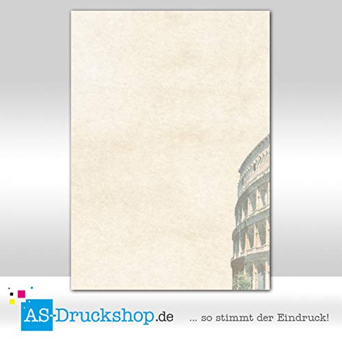 DIN A4 Designpapier Bayern 90 g-Offsetpapier Biergarten 100 Blatt
