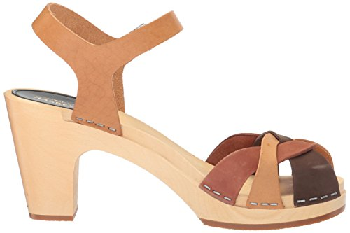 swedish color combo brown hasbeens nubuck Women's rwIxzqrOpC