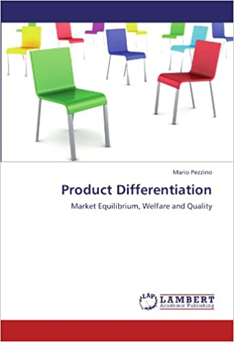 Product Differentiation: Market Equilibrium, Welfare and