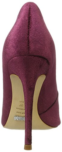 Tacones Mujer Wine Women Rot Schutz Shoes Rubi qfpwx4