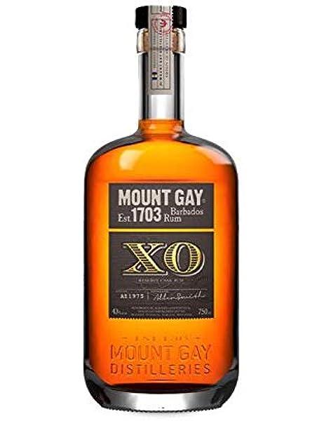Ron - Mount Gay X.O. 70 cl: Amazon.es: Alimentación y bebidas