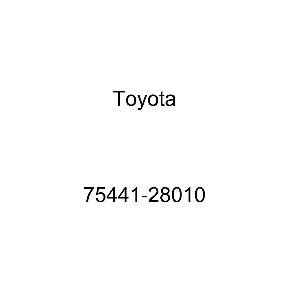 TOYOTA 75441-28010 Name Plate
