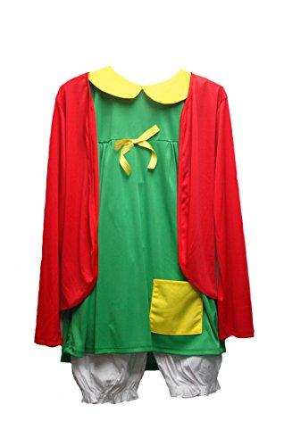[La Chilindrina Costume - Adult Large] (Chilindrina Costumes Halloween)