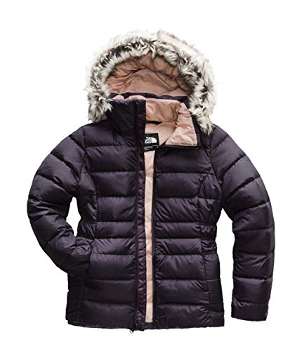 The North Face Women's Gotham Jacket II - Galaxy Purple - L