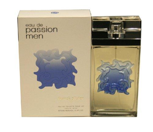 Eau De Passion By Franck Olivier For Men. Eau De Toilette Spray 2.5 - Cologne Mens Passion