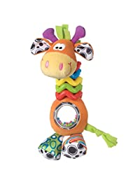 Playgro 0181561107 My First Bead Buddies Giraffe for baby infant toddler children BOBEBE Online Baby Store From New York to Miami and Los Angeles