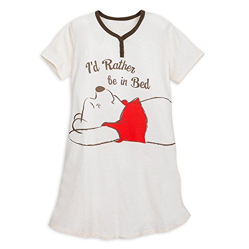Disney Winnie The Pooh Nightshirt for Women Multi