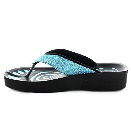 Bleu Femme Femme Bleu Pour Aerosoft Sandales Pour Sandales Aerosoft zwZ1fqB