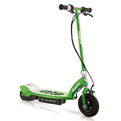 Green Razor (Razor Launch Electric Scooter - Green)